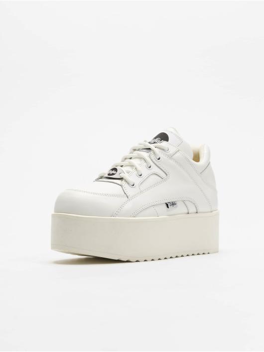 Buffalo London sneaker 1330-6 wit