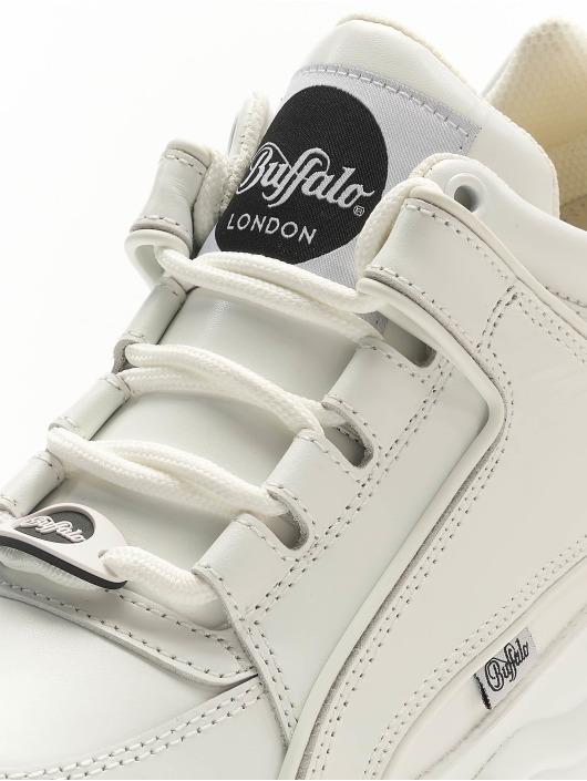 Buffalo London sneaker 1339-14 2.0 V Cow wit