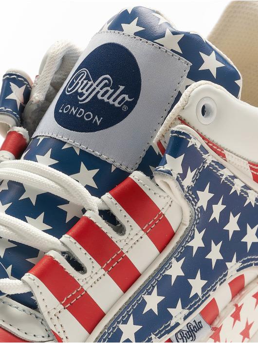 Buffalo London sneaker 1339-14 2.0 Leather wit