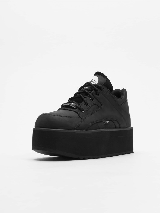 Buffalo London sneaker 1330-6 zwart