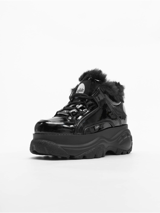 Buffalo London sneaker 1339-14 2.0 Patent Leather zwart