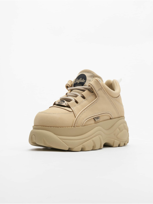 Buffalo London Sneakers 1339-14 2.0 V Nubuck Leather beige