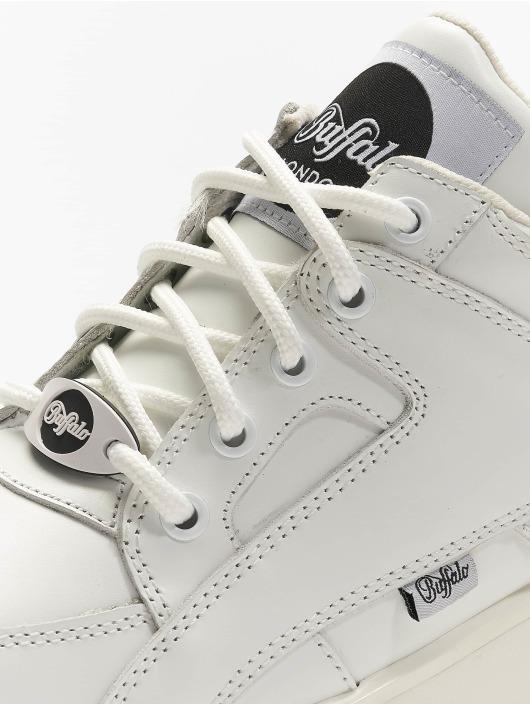 Buffalo London Sneakers 1330-6 bialy