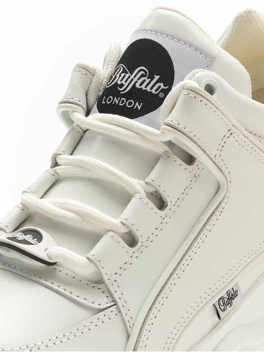 Buffalo London Sneakers 1339-14 2.0 V Cow biela