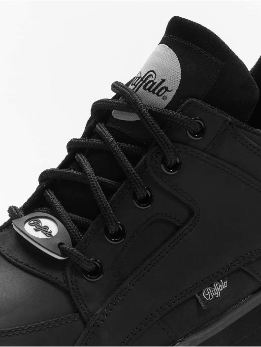 Buffalo London Sneakers 1330-6 svart