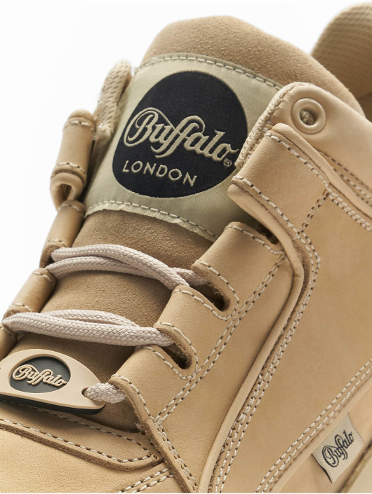Buffalo London Støvler London Classic Low beige