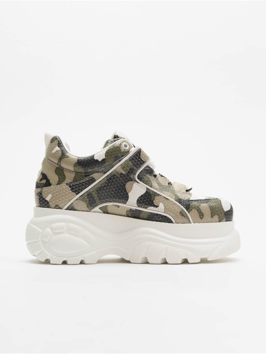 Buffalo London Zapatillas de deporte 1339-14 2.0 V camuflaje