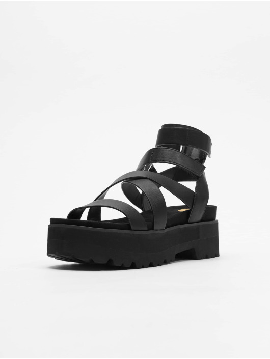 Buffalo Sandals Elsie black