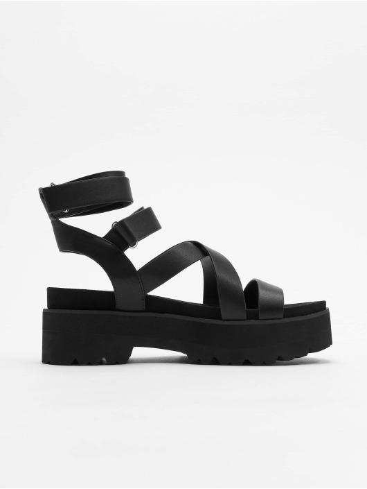 Buffalo Sandals Elsie black