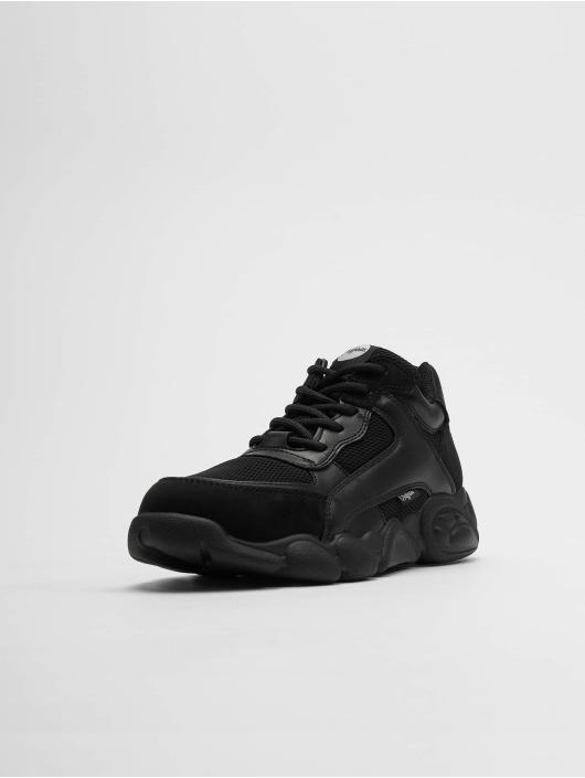 Buffalo Sneaker Cairo schwarz