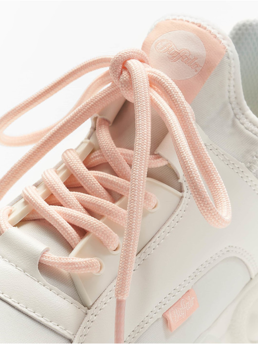 Buffalo Sneakers Cali biela
