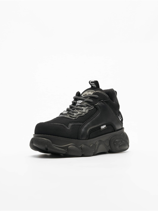 Buffalo Sneakers Chai black