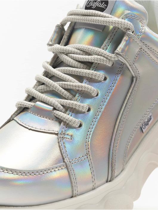 Buffalo Sneakers Corin silver colored