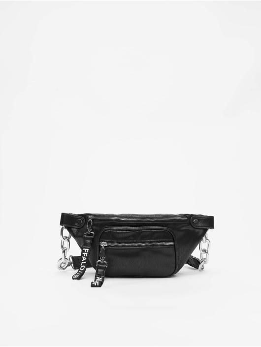 Buffalo Tasche Heather schwarz