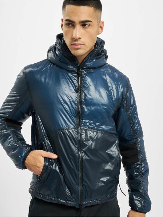 C.P. Company Демисезонная куртка Nylon синий