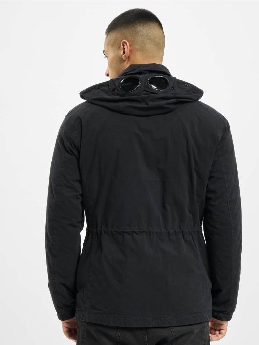 C.P. Company Зимняя куртка Fili синий