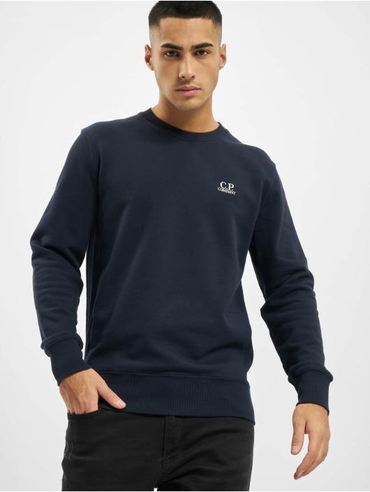 C.P. Company Пуловер Logo синий