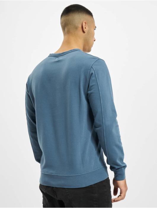 C.P. Company Pullover Light Fleece blau