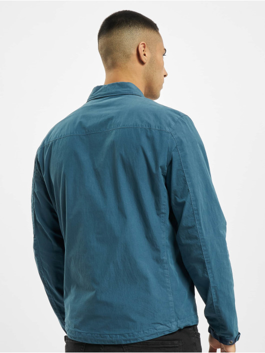 C.P. Company Skjorta Overshirt blå