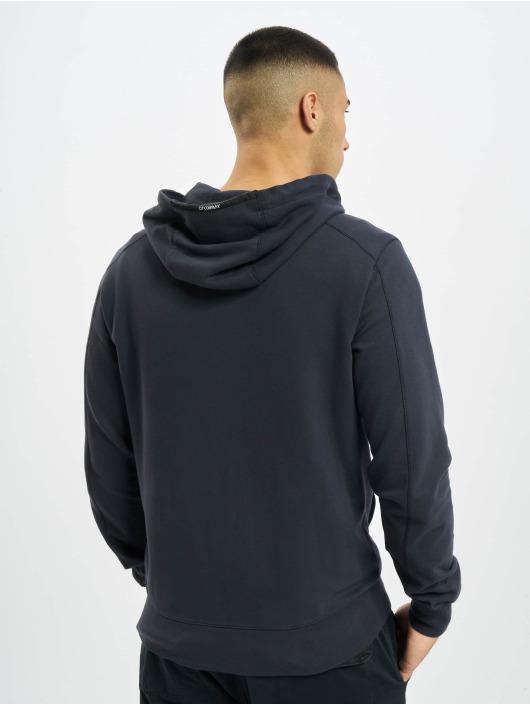 C.P. Company Zip Hoodie Fleece blå