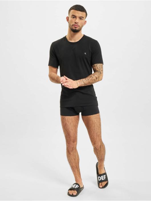 Calvin Klein Футболка 2-Pack черный