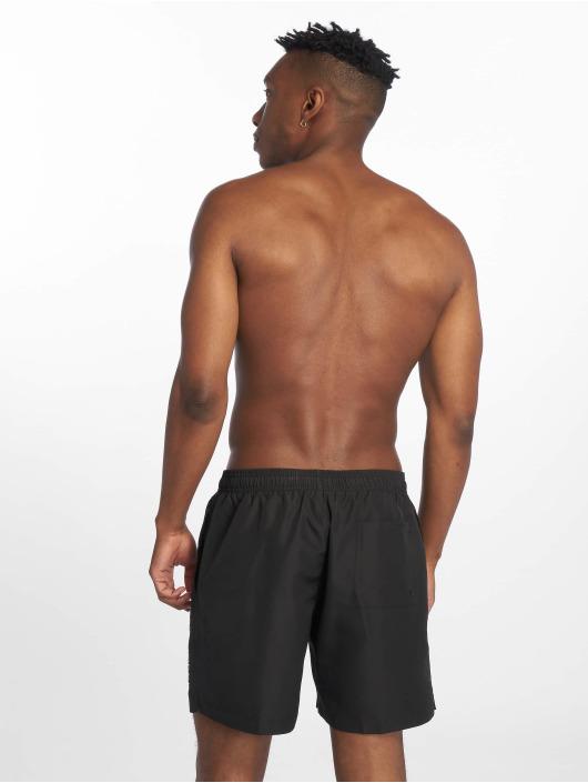 Calvin Klein Badeshorts Medium Drawstring schwarz