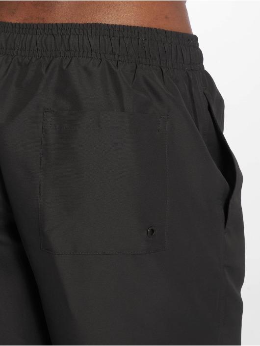 Calvin Klein Badeshorts Medium Drawstring svart