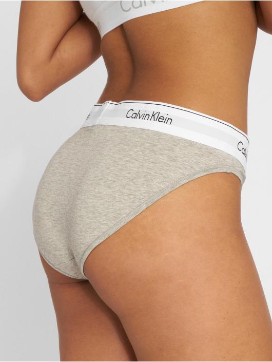 Calvin Klein Bielizna Calvin Klein Bikini Brief szary