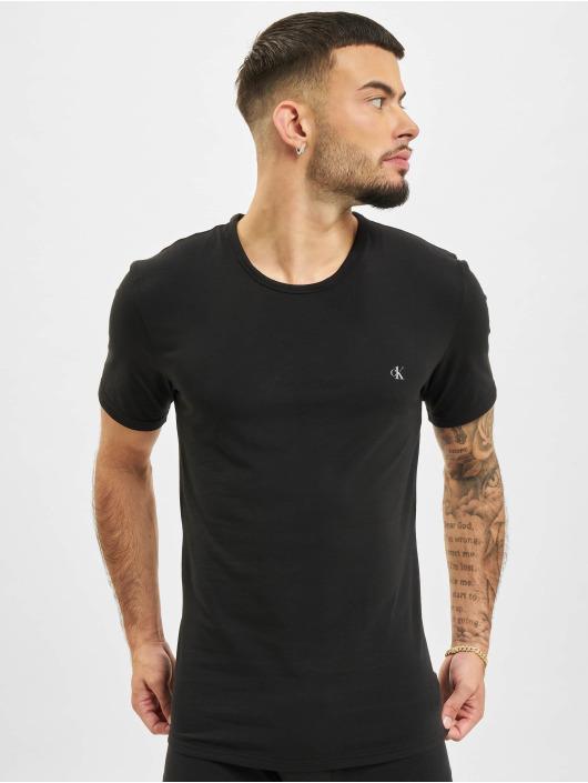 Calvin Klein Camiseta 2-Pack negro