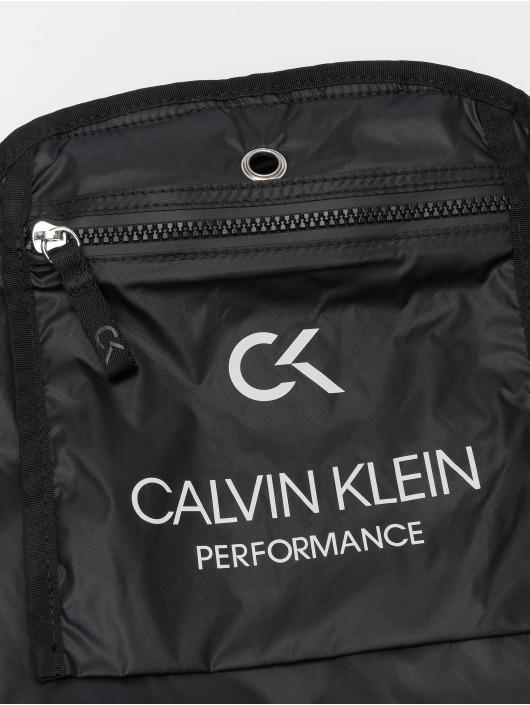 Calvin Klein Performance Rucksack Logo schwarz