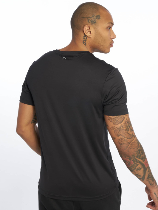Calvin Klein Performance Sportshirts Logo czarny