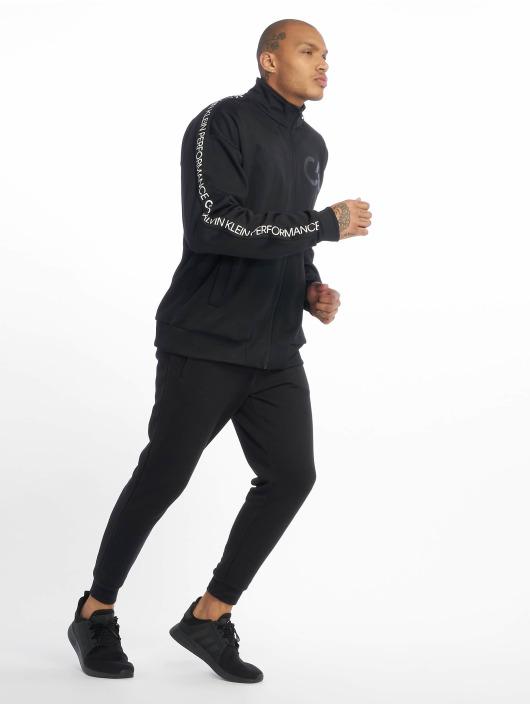 Calvin Klein Performance Trainingsjacken Track czarny