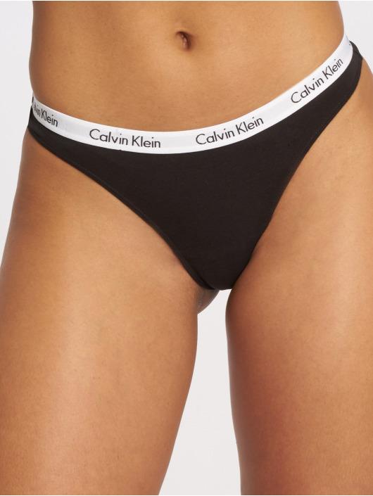 Calvin Klein Spodná bielizeň Carousel èierna