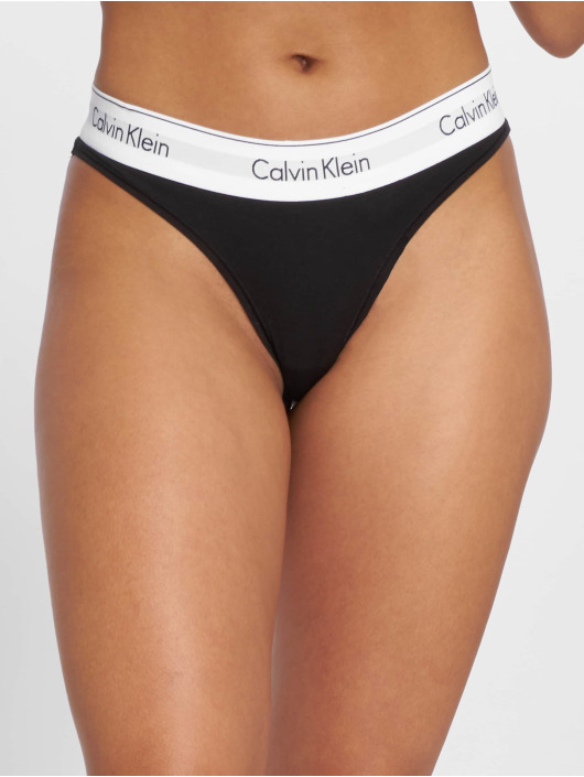 Calvin Klein Spodná bielizeň Modern Cotton èierna