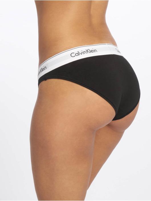 Calvin Klein Spodná bielizeň Bikini èierna