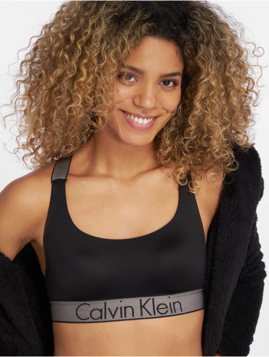 Calvin Klein Spodná bielizeň Unlined èierna