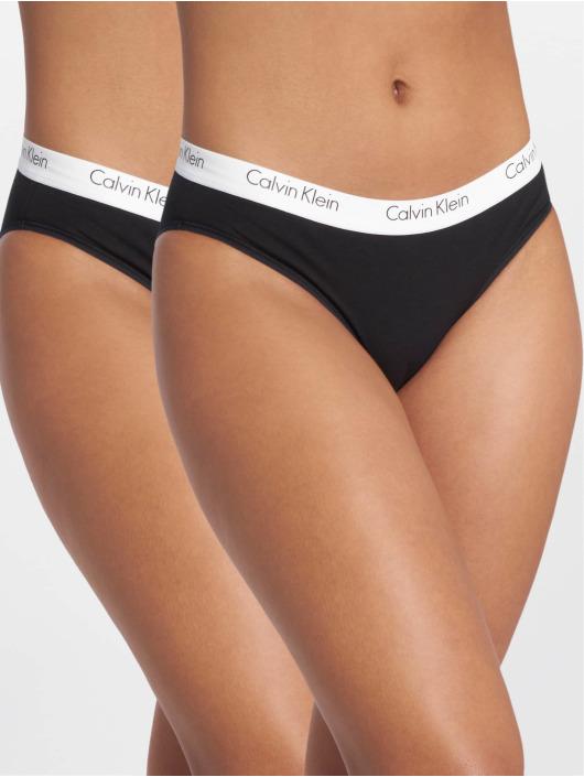 Calvin Klein Spodní prádlo 2 Pack čern