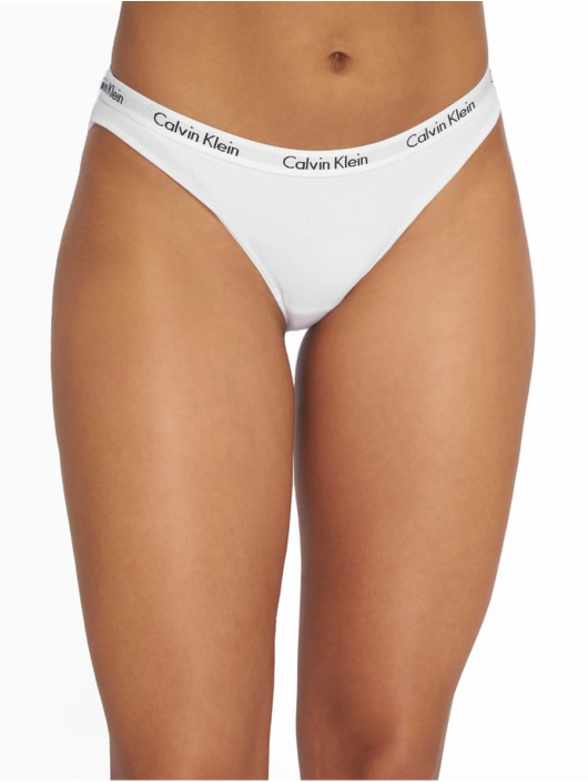 Calvin Klein Spodní prádlo Bikini bílý