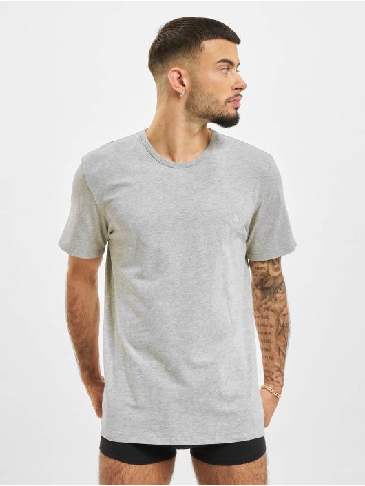 Calvin Klein T-Shirt 2-Pack grau