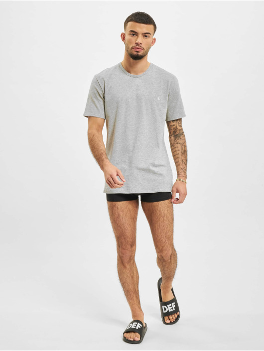 Calvin Klein T-Shirt 2-Pack gris