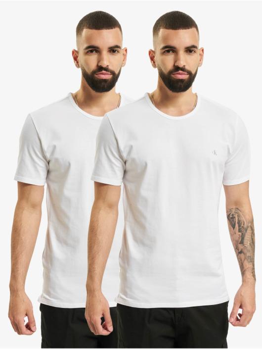 Calvin Klein T-shirt 2-Pack vit