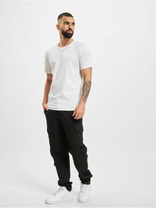 Calvin Klein Tričká 2-Pack biela