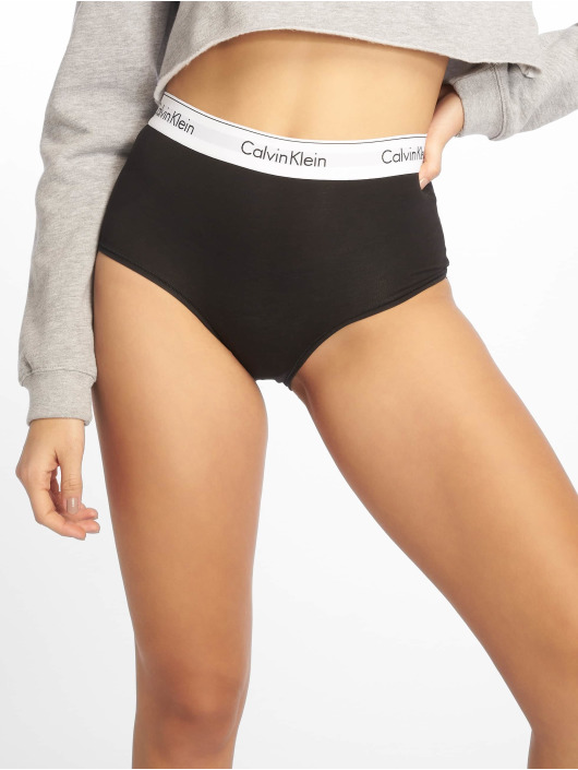 Calvin Klein Underwear High Waist Hipster black