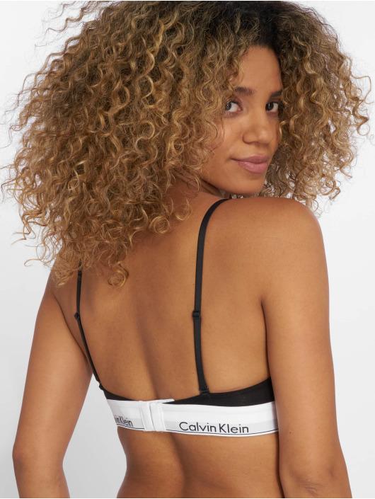 Calvin Klein Underwear Unlined Triangle svart