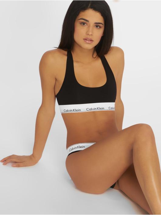 Calvin Klein Unterwäsche Logo schwarz