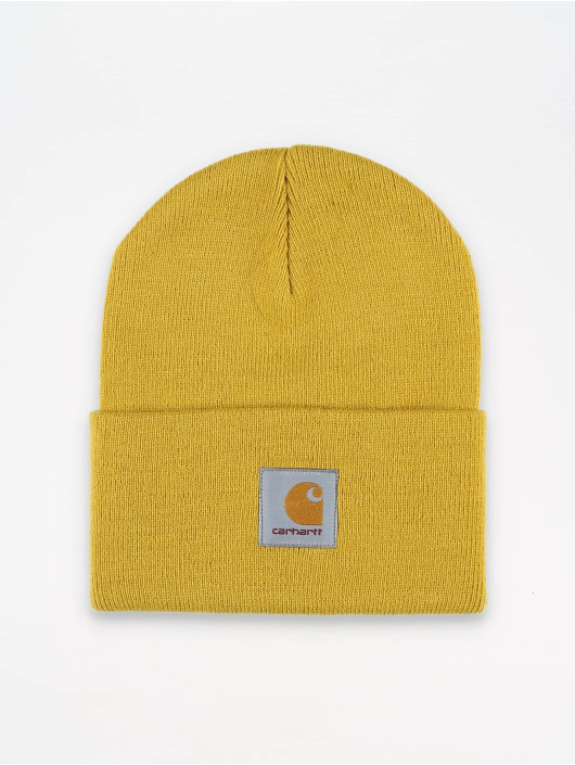 Carhartt WIP шляпа Acrylic Watch желтый