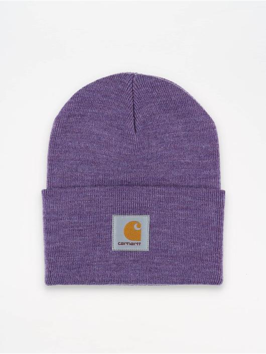 Carhartt WIP шляпа Acrylic Watch пурпурный