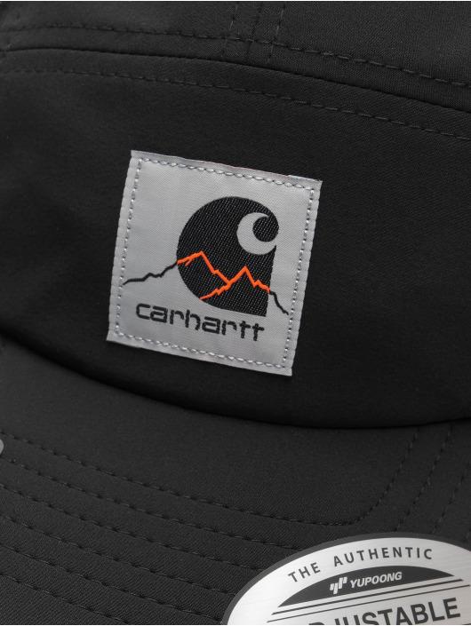 Carhartt WIP 5 Panel Caps Hayes schwarz
