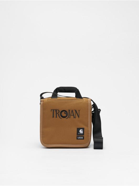 """Carhartt WIP Bag 7"""" Record brown"""
