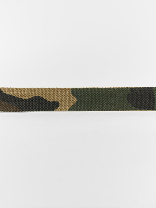 Carhartt WIP Belts Clip Chrome kamuflasje